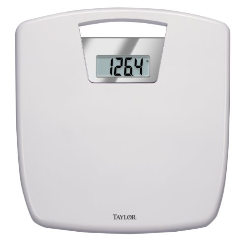 Taylor Digital Bathroom Scale with Antimicrobial