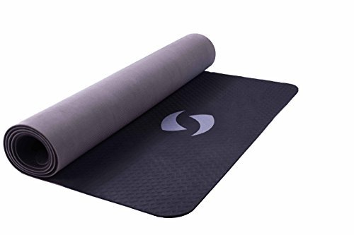 Envyos Seapo Mat-All New Reversible Yoga Mat-Perfect For All Types of Yoga, Designed to Provide You Perfect Grip and Balance on Any Surface.