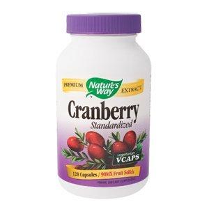 Cranberry manière de la nature, 120 Comprimés