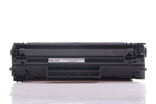 Relon 6X 36A Laserjet Toner Cartridge  Black
