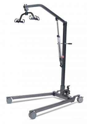 Graham Field Hydraulic Lifts Lumex Patient Hydraulic Lift,With Foot Pedal