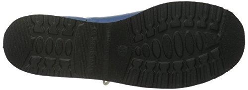 Ilse Jacobsen Damen Gummistiefel Kurz, Rub2, Zapatillas de estar Por Casa Para Mujer Azul - Blau (Mondstein (606))