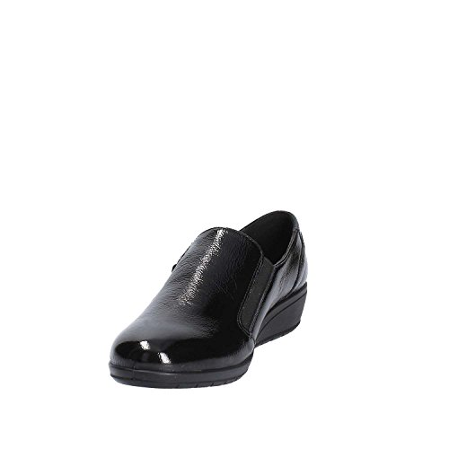 Femmes Enval Femmes Noir Noir 8956 Mocassins Mocassins Enval Enval 8956 rwr8S