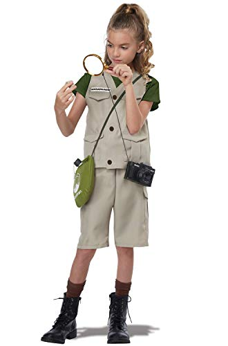 Wild Life Expert - Archaeologist - Child Costume Tan ()