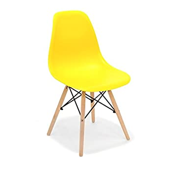 CITY HOME Stuhl Tower Wood PP Replica Eames, Qualität und ...