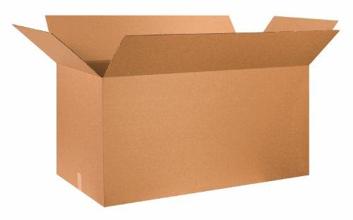 Aviditi 482424 Corrugated Box, 48'' Length x 24'' Width x 24'' Height, Kraft (Bundle of 10) by Aviditi