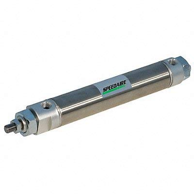 Speedaire Air Cylinder 7/8 in Bore 9 in Stroke by Speedaire (Image #1)