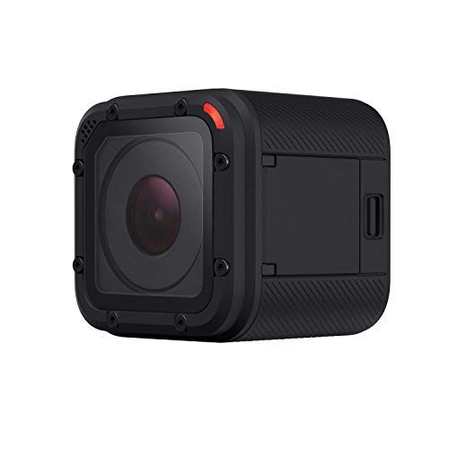 GoPro Hero Session 8.0 MP Waterproof Sports & Action Camera with Standard Housing and 2 Adhesive Mounts (Renewed)