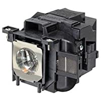 QueenYii ELPLP78 Compatible for EPSON EX7220 Replacement Projector Lamp with bulb inside