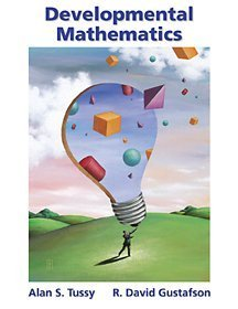 Developmental Mathematics with CD