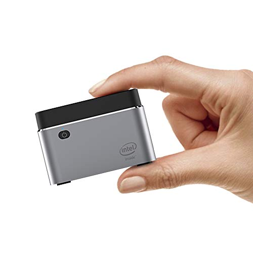 Mini PC,GMK NucBox Windows 10(64-bit) Intel J4125 Mini Computer with HDMI,4K HD,8GB DDR4/128GB-512GB SSD,Dual Band Wi-Fi,Bluetooth 4.2 (8GB+128GB SSD)