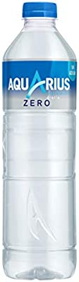 Aquarius Zero Limón Botella - 1.5 l