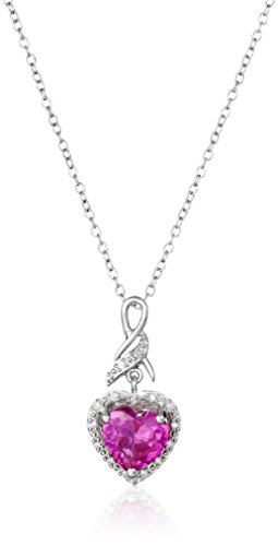 sterling-silver-created-pink-sapphire-and-diamond-heart-pendant-necklace-006cttw-g-h-color-i3-clarit