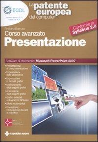 La patente europea del computer. Corso avanzato: presentazione. Microsoft Powerpoint 2007 Copertina flessibile – 12 mag 2011 Emiliano Barbuto Tecniche Nuove 8848126316 Informatica