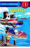 Boats (Step Into Reading - Level 1)