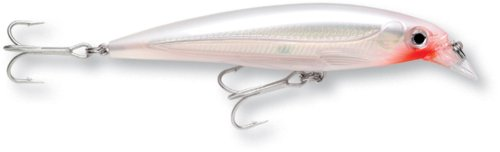 Rapala X-Rap Saltwater  Fishing lure (Glass Ghost, Size- 4)