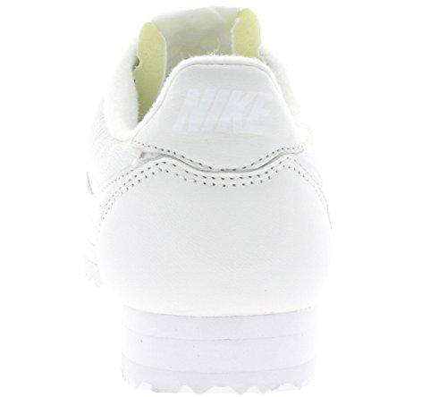 blanc Blanc Chaussures Cortez Nike De Blanc Classic Homme Prem Entrainement Running AS1pqxzfwS
