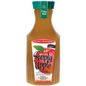 - SIMPLY APPLE JUICE 100% 1.75L BOTTLE PACK OF 2