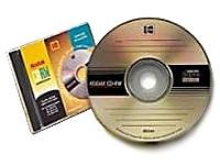 Kodak CDRW 21X Rewritable Media Print Jewel ()
