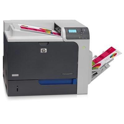 HP Color Laserjet CP4025N - Media Bin Hp