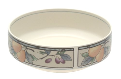 Mikasa Garden Harvest Vegetable Serving Bowl, 60-Ounce CAC29-750