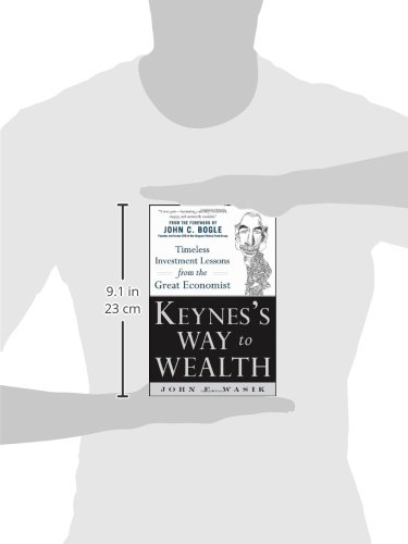 Keynes's Way to Wealth: Timeless Investment Lessons from The Great Economist by McGraw-Hill Education