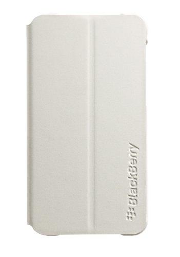 Blackberry Z10 Flip Shell - BlackBerry ACC49284102 Flip Shell Z10 White