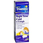Amazoncom Special Pack Of 5 Triaminic Coldcough Nighttime 4oz