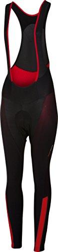 Castelli Sorpasso 2 Bib Tight - Women's Black/Red, S