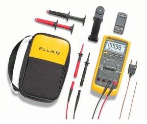 Fluke Digital Multimeter 87V/E2K/EUR TRMS AC 20000St