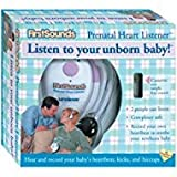 BébéSounds FirstSounds Prenatal Heart Listener: more info