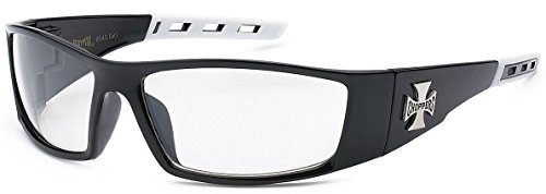 Clear 1 Pair Choppers Motorcycle Riding Biker Sports Sunglasses 4 Color Available - Sunglasses Riding Motorcycle Prescription