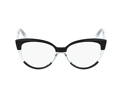 Marc by Marc Jacobs eyeglasses MMJ 629 AS0 Acetate hand made Black - Crystal