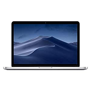 Apple MacBook Pro MF839LL/A Intel Core i5-5257U X2 2.7GHz 8GB 128GB, Silver (Refurbished)
