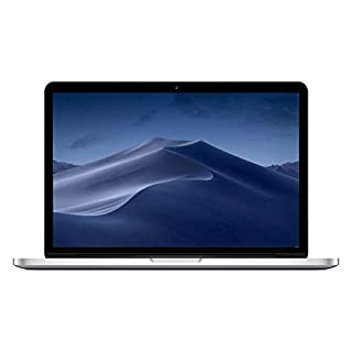Apple MacBook Pro 13in Core i5 Retina 2.7GHz (MF840LL/A), 8GB Memory, 512GB Solid State Drive (Renewed)