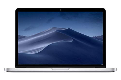Apple MacBook Pro 13in Core i5 Retina 2.7GHz (MF840LL/A), 8GB Memory, 256GB Solid State Drive (Renewed) (Apple Macbook Pro 13 With Retina Display 2019 Best Price)