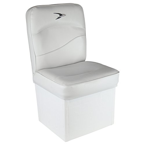 - Wise 8WD1034-0030 Contemporary Series Jump Seat, White