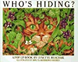 img - for WHO'S HIDING? book / textbook / text book