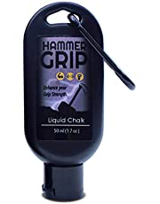 Hammer Grip Liquid Chalk – Ideal for Weightlifting, Gymnastics, Rock Climbing, Bowling, Gaming, Many More