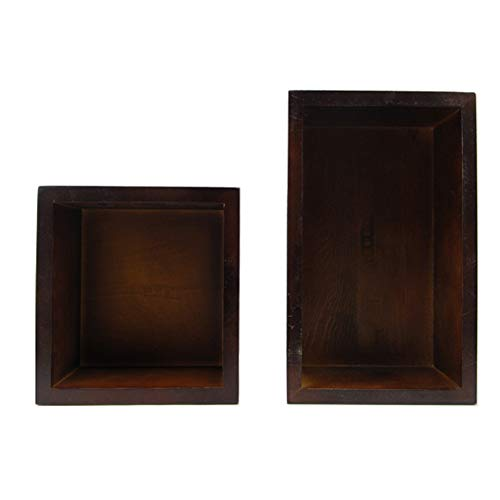 Serendipity Clear Polycarbonate Coffee Knock Box with Wood Holder Set (Large) by Serendipity (Image #3)