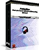 Audacity - Sound and Music Editing and Recording Software