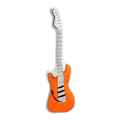 Amazon.com: IKEA cojín, Guitarra Multicolor, 25 x 7 ...