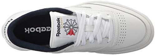 Blu Classic Club Reebok MEMT Int Navy Navy Sneaker white Bianco wZUwXEq