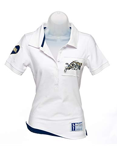 Flying Colors Junior Cut United States Naval Academy Collar Scholar Polo,Small