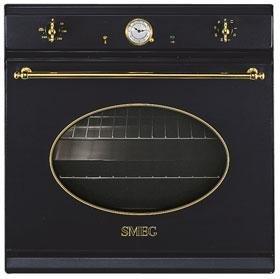 Smeg FP800A - Horno (Horno eléctrico, 54 L, 1700 W, Negro ...