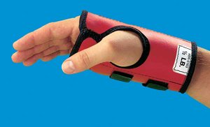 Functional Hand Weights - Two 1 1/2lb. (.68kg) weights by