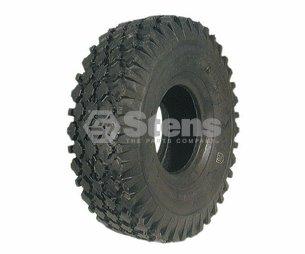 "Stens 160-002  CST Tire, 4.10"" x 3.50""-4"" Stud, 2-Ply"