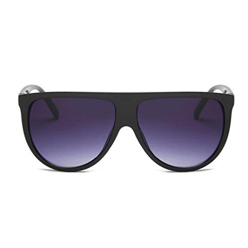 Occhiali Toopoot Liquidazione Occhiali, Occhiali Da Sole Vintage Unisex Sottili Occhiali Da Sole Aviator Moda D