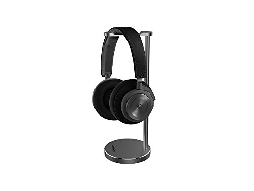 Price comparison product image Headphone Stand,  Jokitech Aluminum Slim Earphone Bracket,  Suitable for Beats,  Sennheiser,  Sony,  Audio-Technica,  Bose,  Shure,  AKG,  Panasonic Headphones and More (Space Gray)
