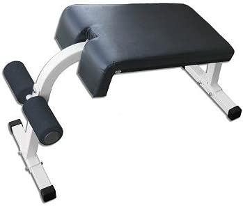 Ader Sporting Goods Sit Up Bench/AB Crunch Bench/Board.